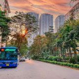 Các tuyến xe buýt tại Hà Nội