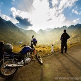 Back pack Travelling: Tips for motorcyclist