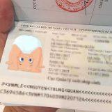 Kinh nghiệm làm hộ chiếu trẻ em