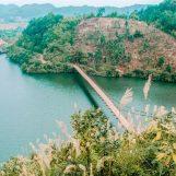 Hồ Ly – điểm 'sống ảo' mới tuyệt đẹp của giới trẻ
